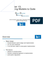13 - Mapping Models to Code