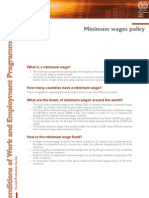 Int Labor Org Wages Policy w-1