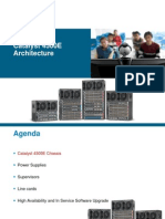 Cisco 4500 Architecture