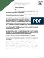 ETAPAS DEL DESARROLLO COGNITIVO SEGÚN PIAGET