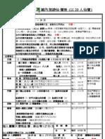 (客戶)東華精華環島六日行程報客明細(1)
