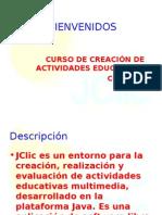 Curso Jclic Descripcion