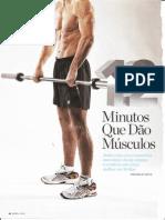 MH - 12 Minutos que dão Músculos