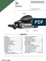 TK-7180 manual B51-8691-00