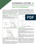 Increasing Fan Performance