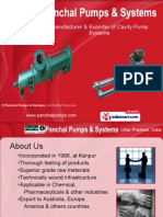Panchal Pumps & Systems Uttar Pradesh India