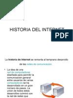 Historia Del Internet
