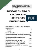 Eysenck - Decadencia y Caida del Imperio Freudiano V2