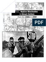 BC Blockades and Direct Action From the 1980s to 2006 ZigZag