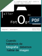 Fotografía digital y analógica (1ra parte)