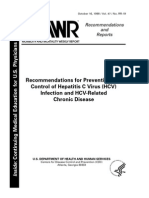 CDC HVC Prevention