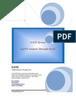 Gann Analysis Thru Excel