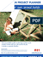 MP PDF 81 Build Your Own Animal Hutch