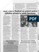 Ziarul de Bacau, 28 Oct