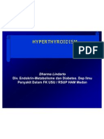 K 43 Hyperthyroidism