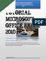 Tugas Komputer Tutorial Microsoft Office Excel 2010 Book Edition