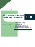 Bai1 Ky Nang Giao Tiep