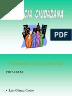 Vivencia Ciudadana-Ab. Luis Gómez Castro
