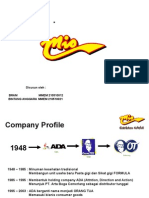 Presentasi Brand Positioning- mio
