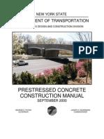 öngermeli beton yapım şartnamesi