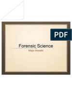 forensic choices