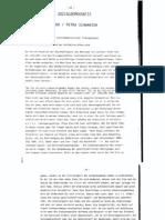 Gottfried Mergner/Petra Schwarzer - Der Tod und die Sozialdemokratie (1988)