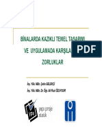 KAZIKLI TEMEL HESABI-23-9-2011