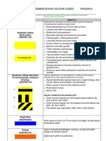 Colour Code Document