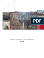 Colorado Geothermal Development Plan
