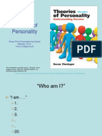 51127152 Theories of Personality Ppt