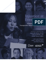 National Trans Discrimination Survey 2011_full