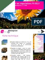 Les Français et les négociations PS-EELV