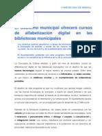 20-11-11 CULTURA_Alfabetización digital