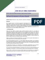 005_Construcción de un vídeo matemático JL Gonzalez y
