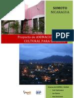 Gugaz Lankidetzan - Nicaragua. Informe Final