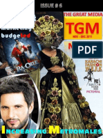 TGM - Issue 6 (Nov - Dec 2011)
