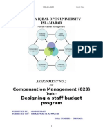 Compensation Mgmt 823