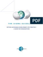 Sigma Guidelines