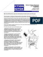 NAMFREL Election Monitor Vol.2 No.24 11212011