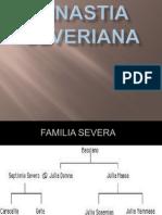 DINASTIA SEVERA