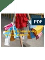 Impulse Buying Behavior in Local Markets