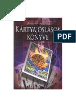 Horváth Andrea-Kártyajóslások könyve