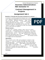 61837756 59516912 PM0018 Project Contract Management
