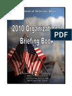 VA Org Briefing Book