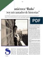 Entrevista Rulo Revista on 17-09-2011
