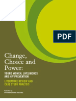 Change Choice and Power