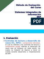 SII00 - Evaluación Curso ERP