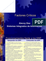 SII03 - Factores Críticos