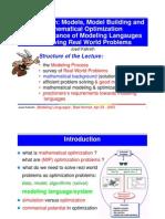 Presentation Modlang