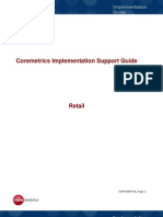 Core Metrics Implementation Guide Retail